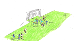 Euro 2016: I goal illustrati di Germania-Francia