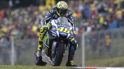 Moto GP: First triumph for Vinales, Rossi third, off Iannone