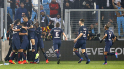 Ligue 1: Psg unleashed, 1-5 all'OM di Garcia! Lyon makes 5 to Metz