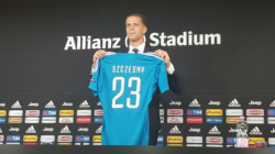 "Juventus, Szczesny if you have:""Grazie Roma, but I'm here to win"""