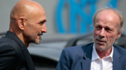 "Inter: Spalletti:""I know the difficulties of bringing Inter where it deserves"""