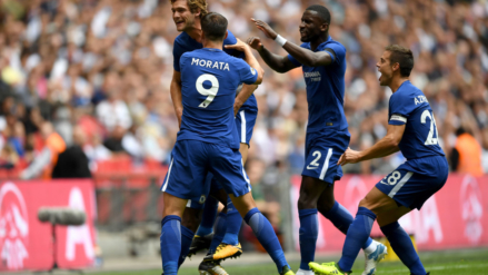 Premier League: Riscatto Chelsea, Spurs ko! United 4 su 4, Arsenal ko