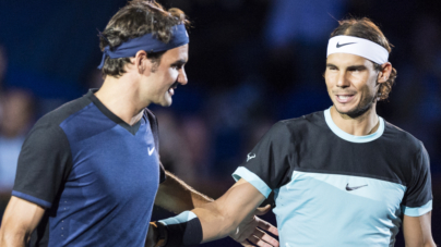 "Roger e Rafa: It is a court for ""old""!"