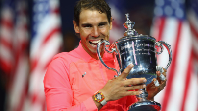 Us Open: Trionfo Nadal, è il 16° slam in carriera