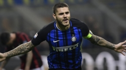 Serie A: Icardi show, Derby all'Inter! Milan ko al 90'